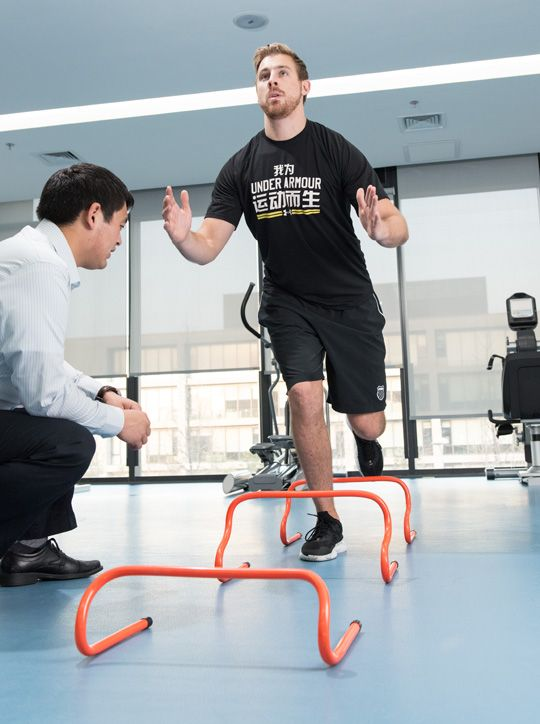 Dr Zhao - Patient Services Physical Therapy Shanghai