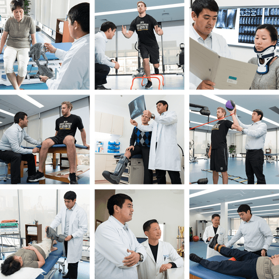 Dr Zhao Physical Therapy Photos