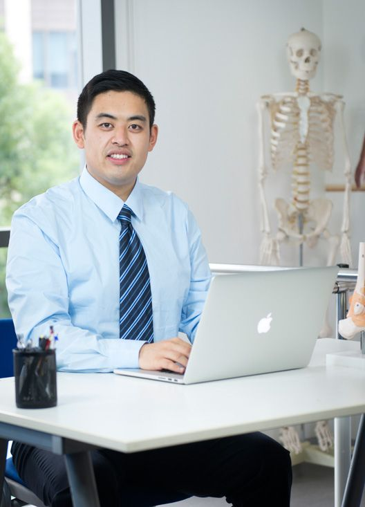 Dr Zhao - Physical Therapist Shanghai