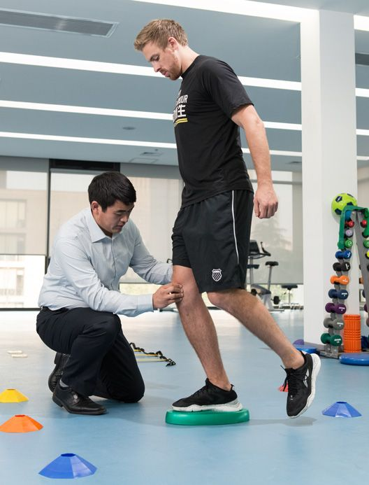 Dr Zhao - Post-Operative Rehabilitation Shanghai